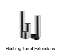 Flashing Turret Extensions