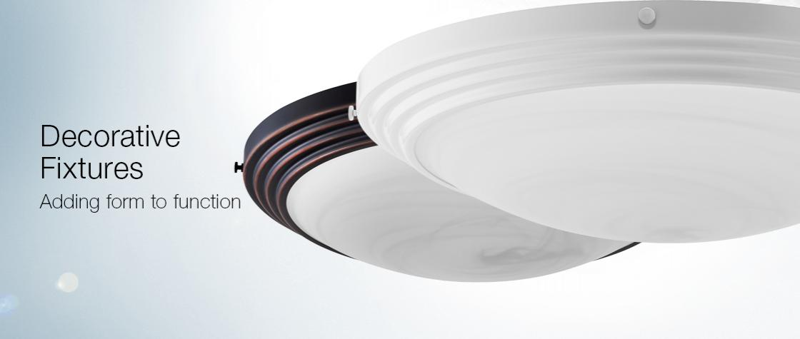 Solatube Decorative Fixtures-AuroraGlo