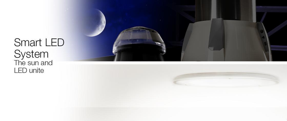 Solatube Smart LED