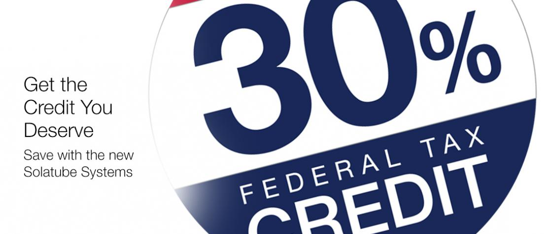 Get a 30% Federal Tax Credit
