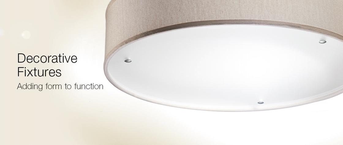 Solatube Decorative Fixtures-VividShade