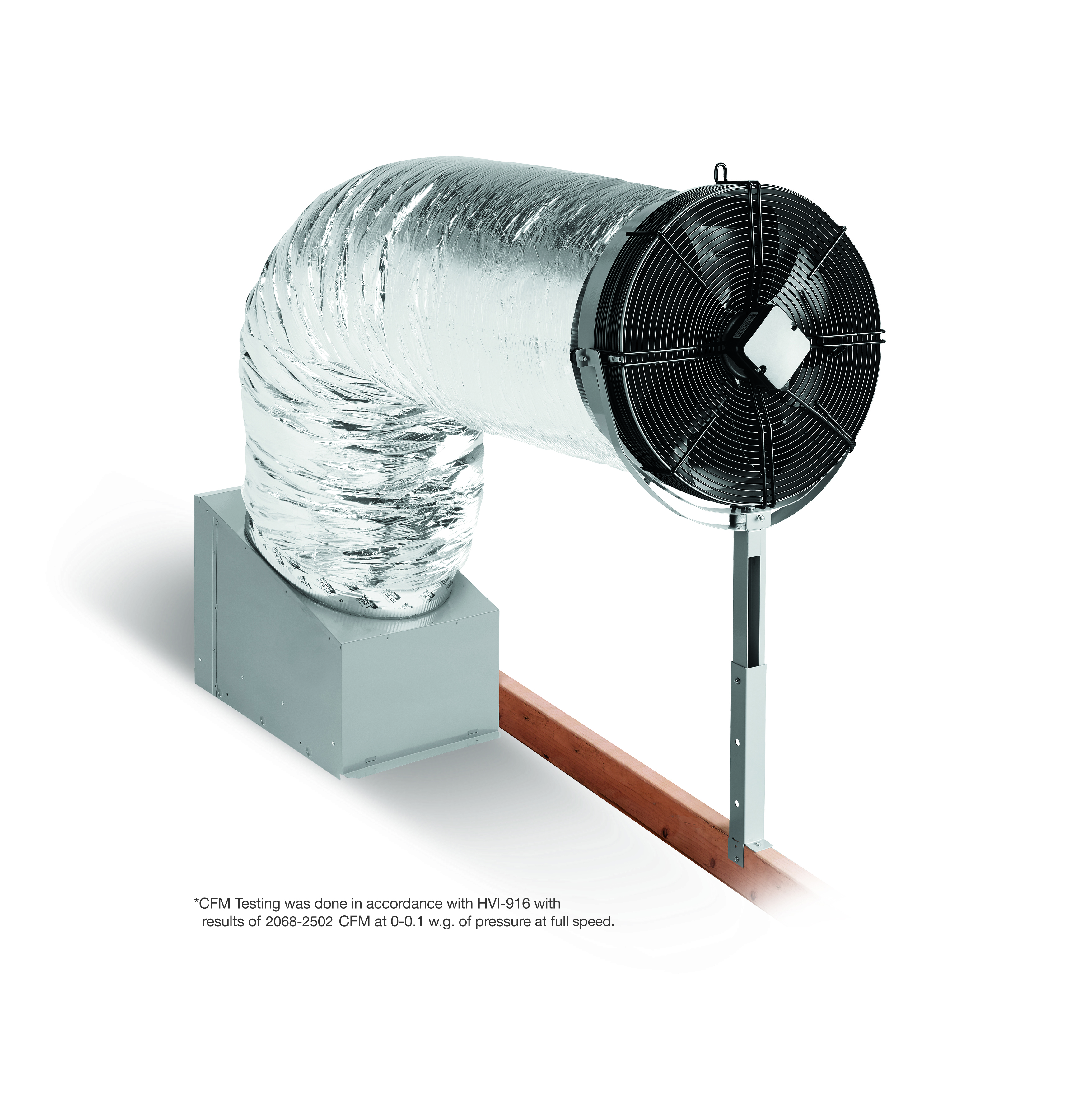 Whole House fan model WHF 3000VS.